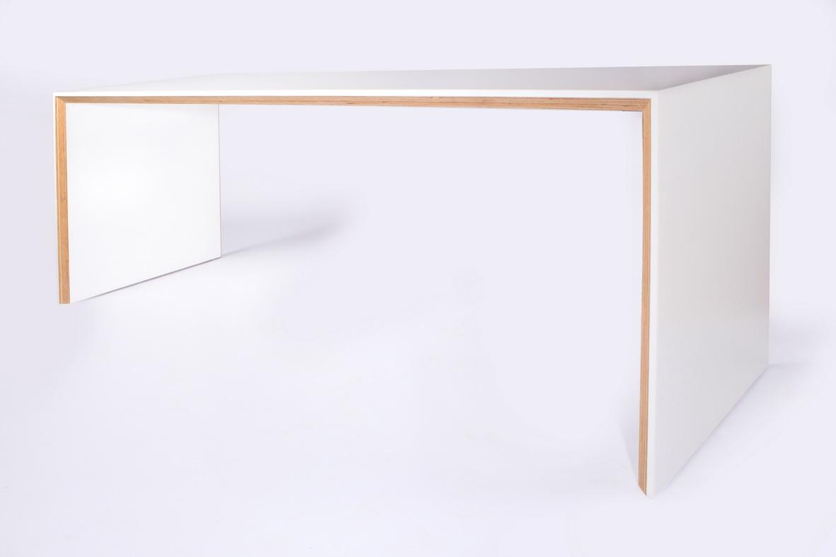 Schreibtisch weiß  Schreibtisch weiß